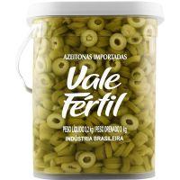 Azeitona Verde Vale Fértil Fatiada para Pizza 1,8kg - Cod. 7896272004371