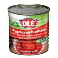 Tomate sem Pele Olé Inteiro 2,5kg - Cod. 7891032011323
