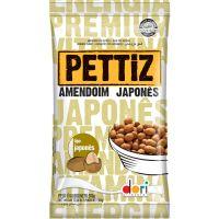Amendoim Japonês Dori Pettiz 500g - Cod. 7896058555004
