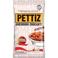 Amendoim Pettiz Dori Sabor Pimenta Vermelha 500g - Cod. 7896058503845