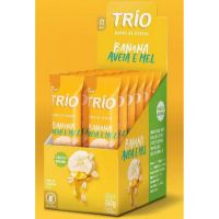 Barra Cereal Trio Light com Banana, Aveia e Mel 20g | Display com 12 Unidades - Cod. 7897900310604C12