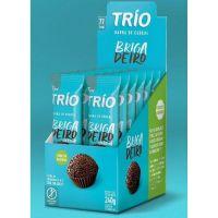 Barra Cereal Trio com Brigadeiro 20g | Display com 12 Unidades - Cod. 7897900312578C12