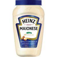 Maionese Heinz 400g | Bandeja com 12 Unidades - Cod. 7896102582949C12