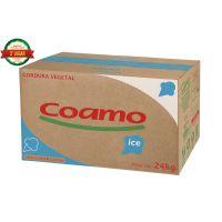 Gordura Vegetal Coamo para Sorvete 24kg - Cod. 7896279601825