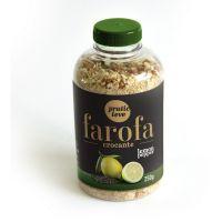 Farofa Crocante Pratic Leve Lemon Pepper 250g - Cod. 7896422000727