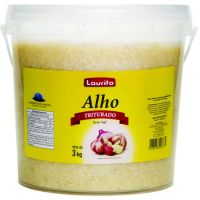 Alho Laurito Triturado 3Kg - Cod. 7898278400331
