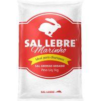 Sal Grosso Lebre 1Kg - Cod. 7896110100814