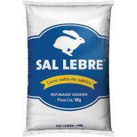 Sal Refinado Lebre 1Kg - Cod. 7896110100043