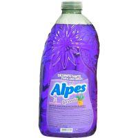 Desinfetante Alpes Lavanda 2L - Cod. 7896274801312