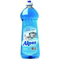 Limpador Brilha Alumínio e Inox Alpes Neutro 500ml - Cod. 7896274803200
