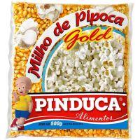 Milho para Pipoca Pinduca 500g - Cod. 7896015940010