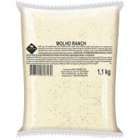Molho Ranch Junior Base de Maionese Bag 1,1Kg - Cod. 7896102813104