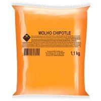Molho Chipotle Junior Bag 1,1Kg - Cod. 7896102813135