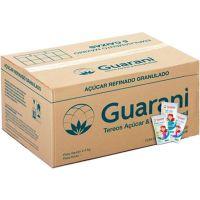 Açúcar Refinado Guarani Sachê 5g   Com 1000 Unidades - Cod. 7896109800190