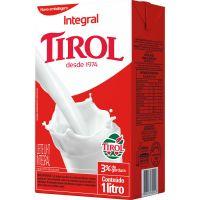 Leite Tirol Integral 1L - Cod. 7896256600223