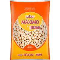 Grão de Bico Máximo 500g   Com 10 Unidades - Cod. 7896401100967C10