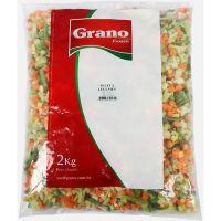 Seleta de Legumes Congelado Grano 2kg - Cod. 7898268720357