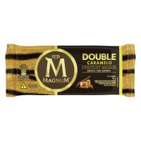 Sorvete Kibon Magnum Double Caramelo 93ML | Caixa com 15 - Cod. 7506306415928C15