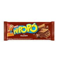 Wafer Hipopó Chocolate 84g - Cod. 7896286618748C30