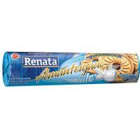 Biscoito Amanteigado Renata Leite 133g - Cod. 7896022205263