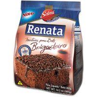 Mistura para Bolo Renata Brigadeiro 400g - Cod. 7896022205447