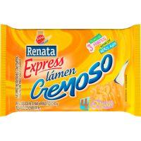 Macarrão Instantâneo Renata Cremoso 4 Queijos 88g - Cod. 7896022203146