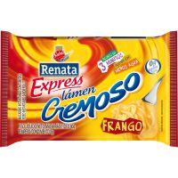 Macarrão Instantâneo Renata Cremoso Frango 88g - Cod. 7896022203849