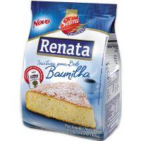 Mistura para Bolo Renata Baunilha 400g - Cod. 7896022204198