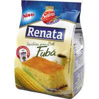 Mistura para Bolo Renata Fubá 400g - Cod. 7896022204204
