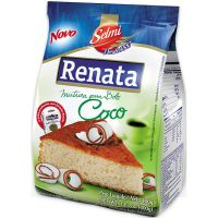 Mistura para Bolo Renata Coco 400g - Cod. 7896022204228