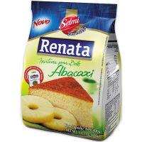 Mistura para Bolo Renata Abacaxi 400g - Cod. 7896022204808