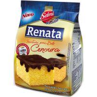 Mistura para Bolo Renata Cenoura 400g - Cod. 7896022204914