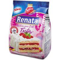 Mistura para Bolo Renata Festa 400g - Cod. 7896022204815