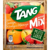 Refresco em Pó Tang Mix Laranja, Morango e Maracujá 25g - Cod. 7622210655639