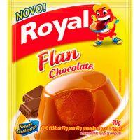Flan Royal Chocolate 40g - Cod. 7622300286088