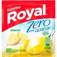 Gelatina Royal Zero Açúcar Maracujá 12g - Cod. 7622300172985