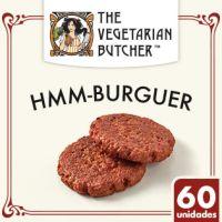 Hamburguer Vegetal The Vegetarian Butcher | 60 unidades de 113,6g - Cod. 7891150072527