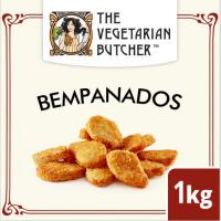 Empanado Vegetal The Vegetarian Butcher 1kg - Cod. 7891150072534