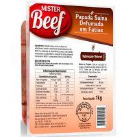 Bacon Mister Beef Fatiado 1kg - Cod. 7896780400450