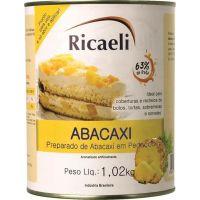 Preparo de Abacaxi Ricaeli em Pedaços 1,02kg - Cod. 7897387105434