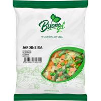 Jardineira de Legumes Congelada Buonogel 2,5kg - Cod. 7898949392156