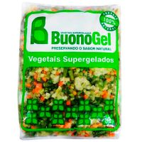 Seleta de Vegetais Congelada Buonogel Mix 2kg - Cod. 7898949392187