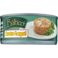 Atum Báltico Sólido ao Natural Lata 170g - Cod. 7896200116275