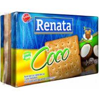 Biscoito Laminado Renata Coco 360g - Cod. 7896022205188