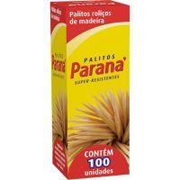 Palito de Dente Paraná | Com 100 Unidades - Cod. 7896080900049