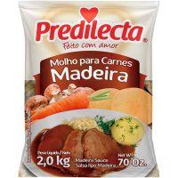 Molho Madeira Predilecta Bag 2kg - Cod. 7896292311817