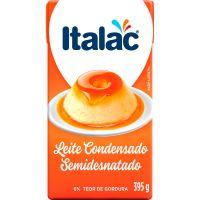 Leite Condensado Italac Semidesnatado 395g - Cod. 7898080640413