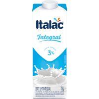 Leite Italac Integral 1L - Cod. 7898080640611