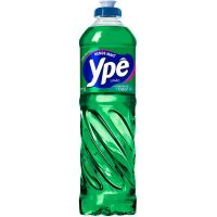 Detergente Líquido Ypê Limão 500ml - Cod. 7896098900222