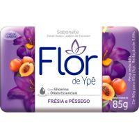 Sabonete em Barra Flor de Ypê Frésia e Pêssego 85g - Cod. 7896098902226